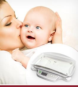 מאזני תינוקות להשכרה