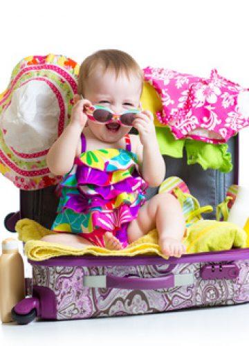חופשה אקזוטית עם תינוק – כך תעשו את זה נכון